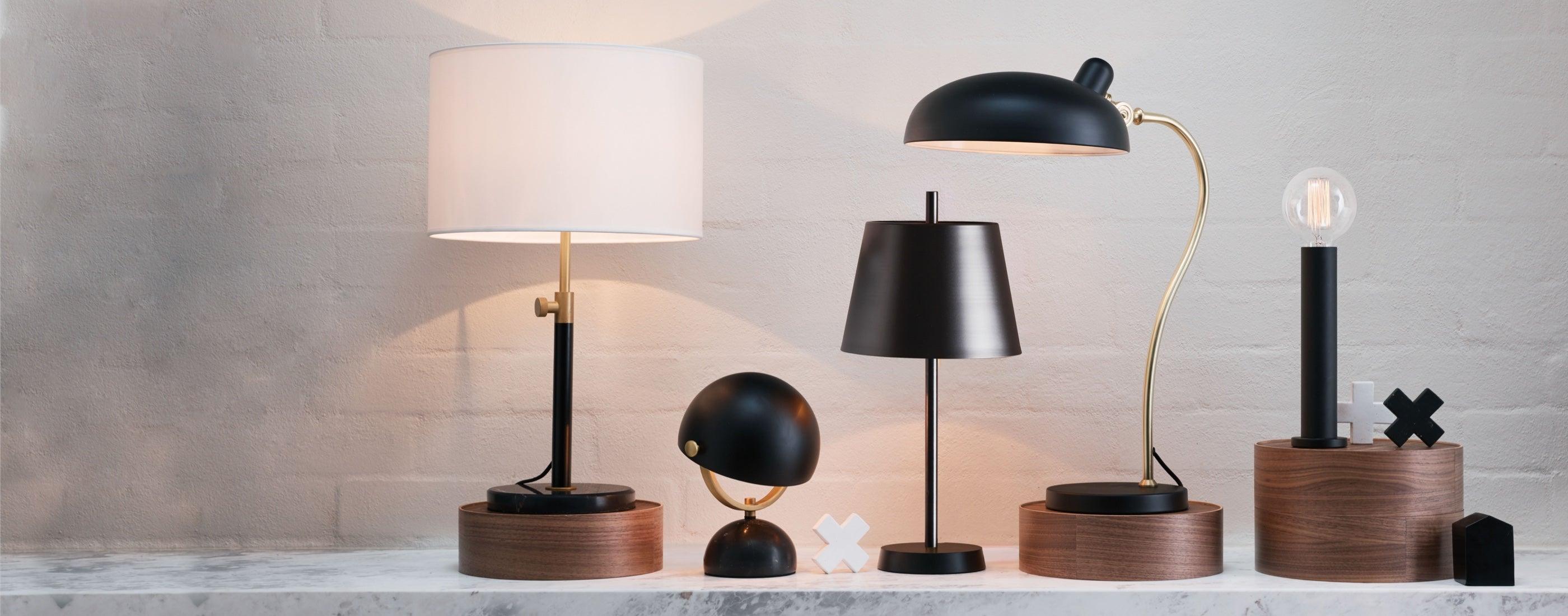 Table Lamps Beacon Lighting, Chandelier Bedside Lamps Australia
